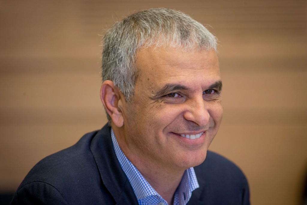 Israeli Finance Minister Moshe Kahlon (Yonatan Sindel/Flash90)