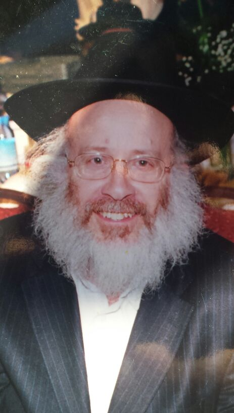 "Rabbi Goldberg, z""l."
