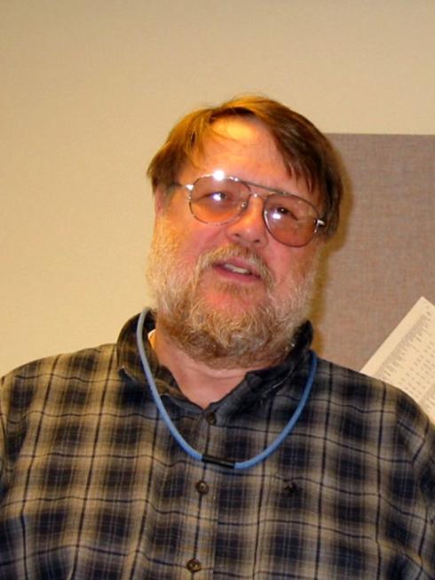 Ray Tomlinson. (Andreu Veà/Wikipedia)
