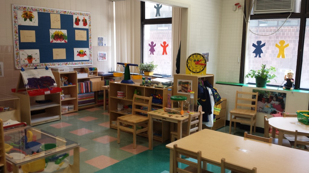 A Pre-K classroom in New York. (Kaplan Early Learning)