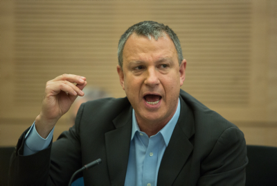Zionist Camp parliament member Erel Margalit Photo by Yonatan Sindel/Flash90