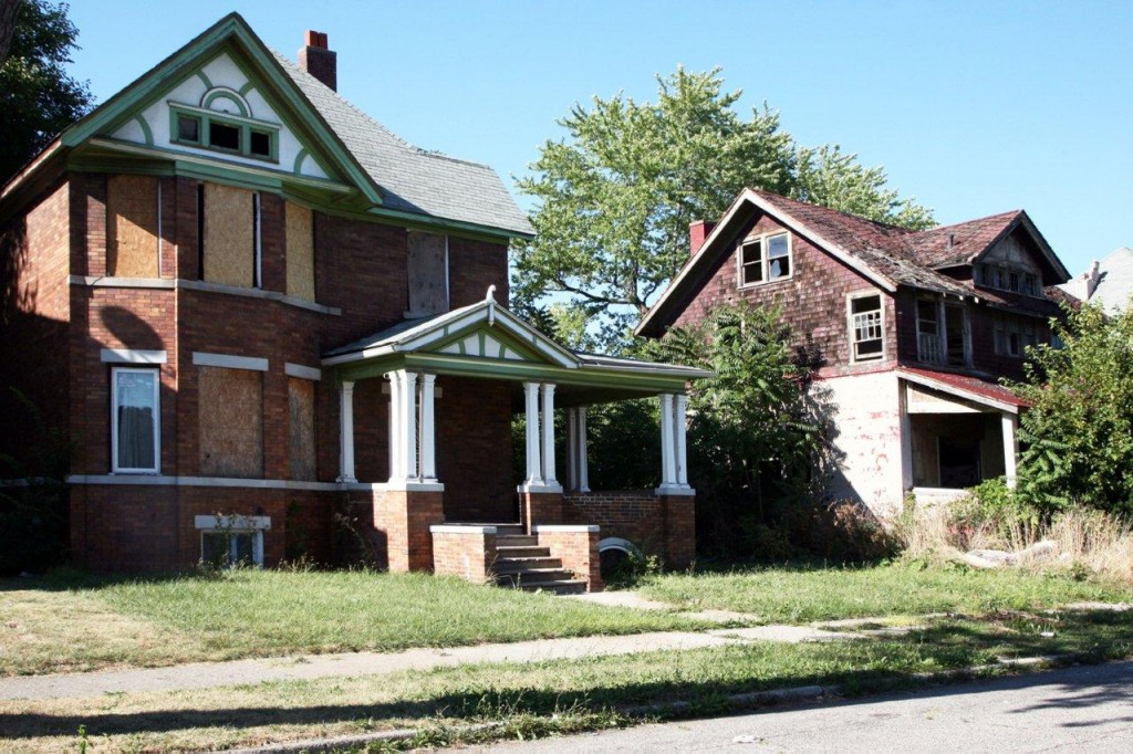 "The number of vacant ""zombie"" houses"" is on the rise in several states eight years after the nation's housing crash. (Fotolia/TNS)"