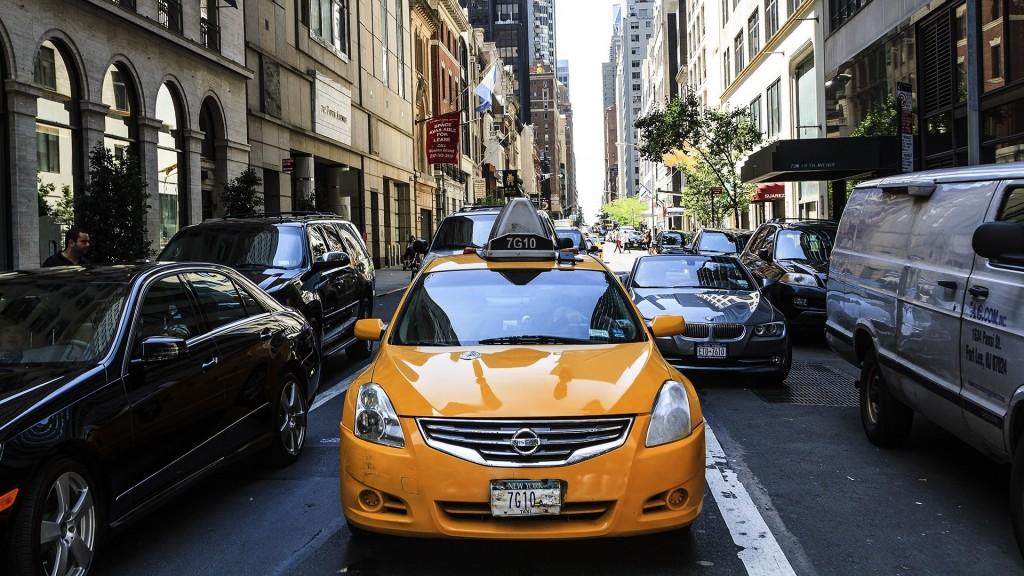 A taxi in Manhattan. (Illustrative: Pixabay)