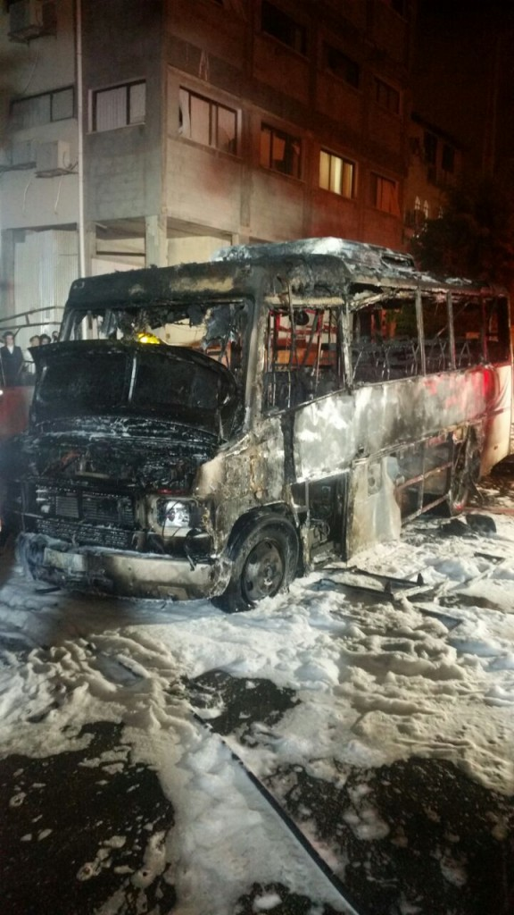 (Bnei Berak Fire Department)