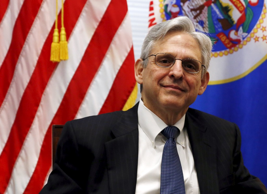 Judge Merrick Garland (Reuters/Gary Cameron)