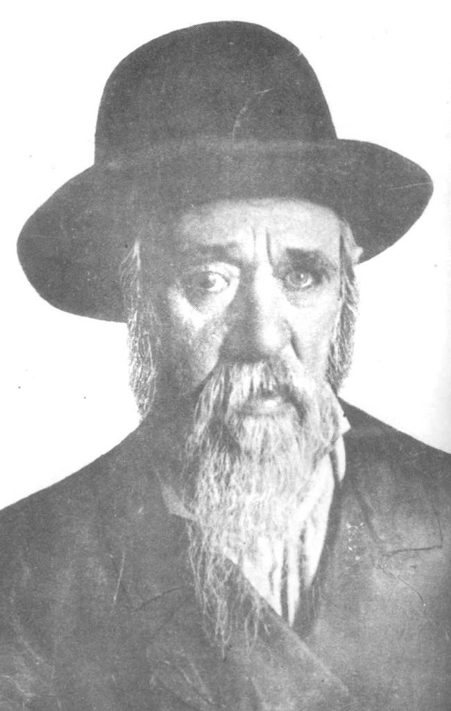 Harav Yochanan of Rachmastrivka