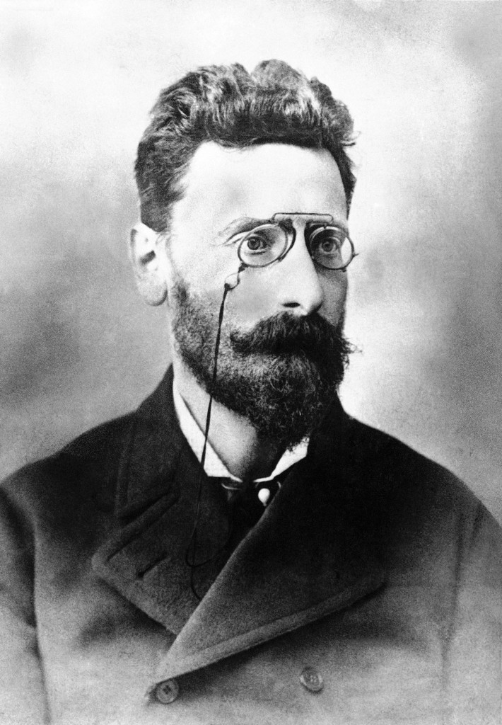 Joseph Pulitzer, late publisher of the New York World and the St. Louis Post-Dispatch. (AP Photo)