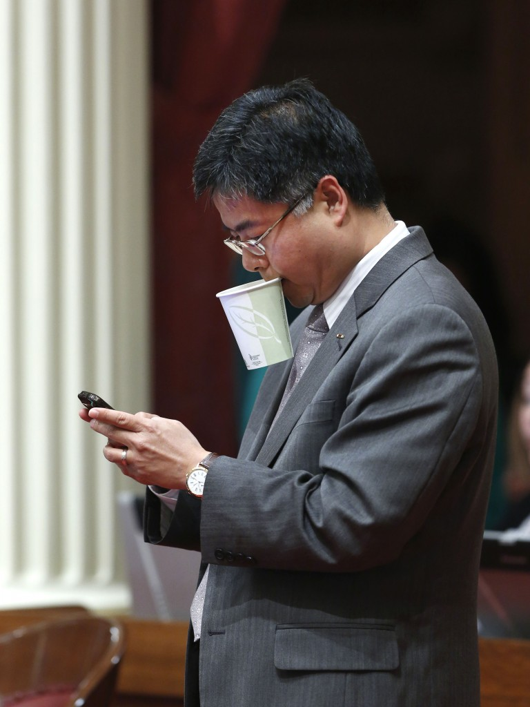 Rep. Ted Lieu (AP Photo/Rich Pedroncelli)