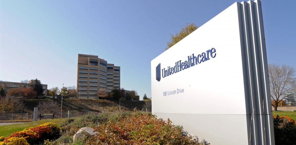 The UnitedHealth Group campus in Minnetonka, Minn. (AP Photo/Jim Mone, File)