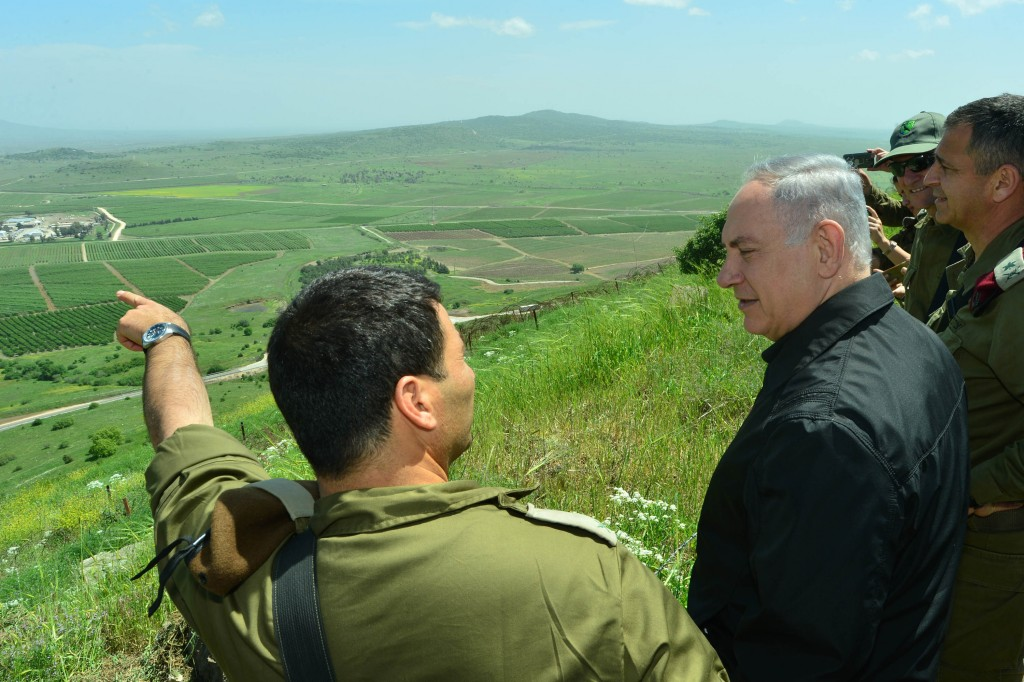 Jew Detector: Israel Affirms Hold On Golan Ahead Of Talks With Putin On