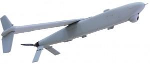 Barkan Yarok, one of the new drone systems. (IAI)