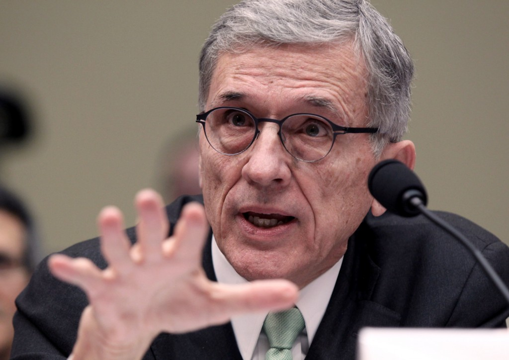 Federal Communications Commission Chairman Tom Wheeler. (AP Photo/Lauren Victoria Burke, File)