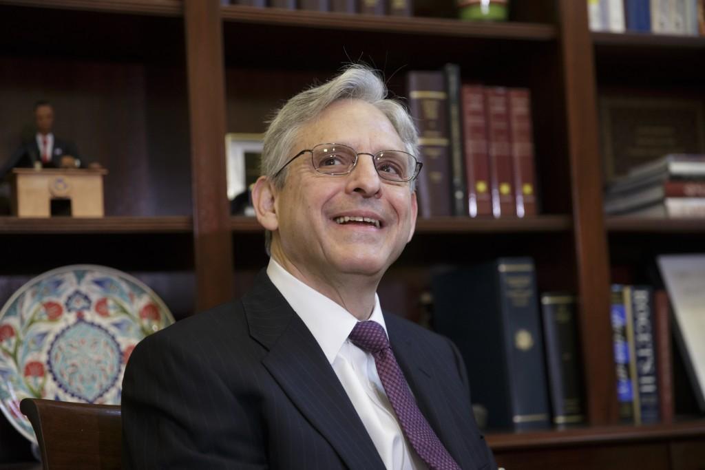 Judge Merrick Garland (AP Photo/J. Scott Applewhite)