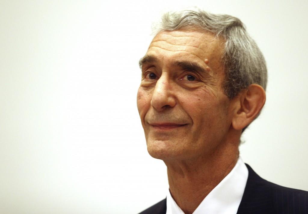 Chief Medical Examiner Dr. Charles Hirsch. (AP Photo/Tina Fineberg, File)