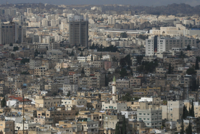 General view of Amman. Photo by Nati Shohat /Flash90