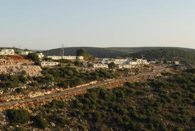 Samaria. Photo by Gili Yaari / Flash 90