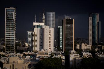 Tel Aviv. Photo by Miriam Alster/FLASH90