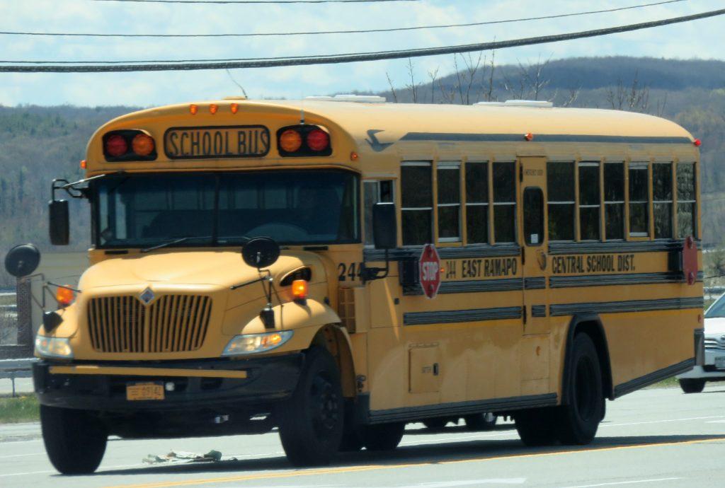 A East Ramapo School Bus. (HV Photos/Flickr)