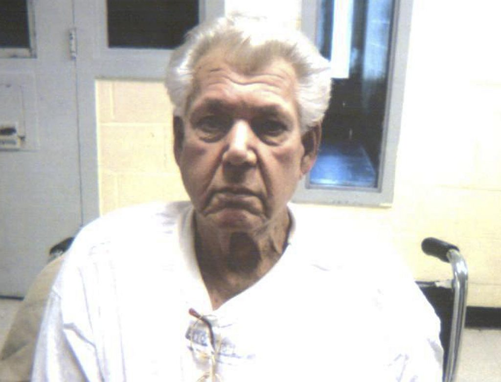 Robert Stackowitz, 71, arrested Monday by U.S. Marshals and Connecticut State Police. (Connecticut Department of Correction via AP)