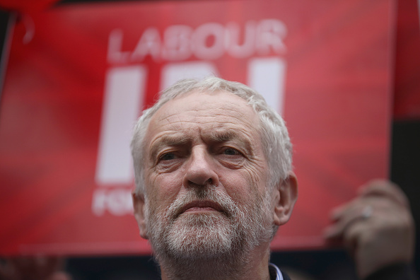 U.K. Labour Leader Jeremy Corbyn. (Christopher Furlong/Getty Images)