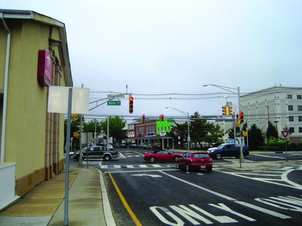 Downtown Toms River