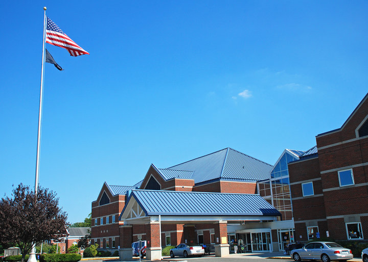 The veterans' hospital in Northport, Long Island. (Northport Veterans Affairs Medical Center)