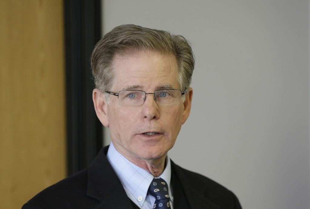 Detroit Public Schools transition manager Steven Rhodes. (AP Photo/Carlos Osorio)