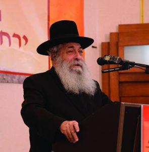 Harav Moshe Mordechai Chadash