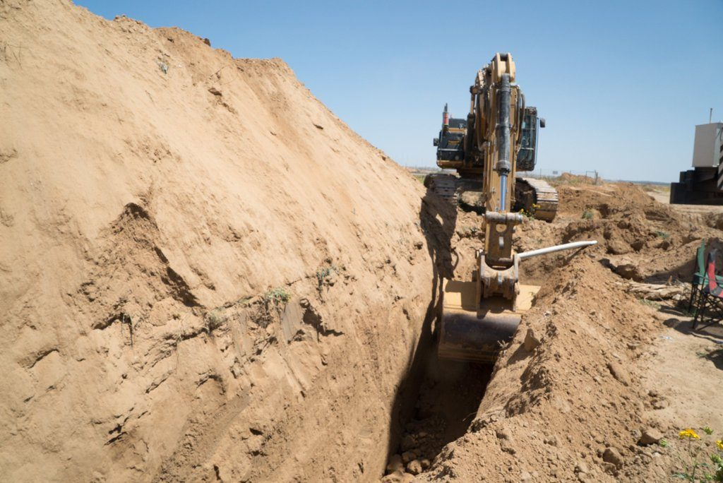 The latest tunnel to be discovered by the IDF. (IDF Spokesperson)