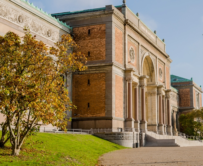 The National Gallery of Denmark (Statens Museum for Kunst)