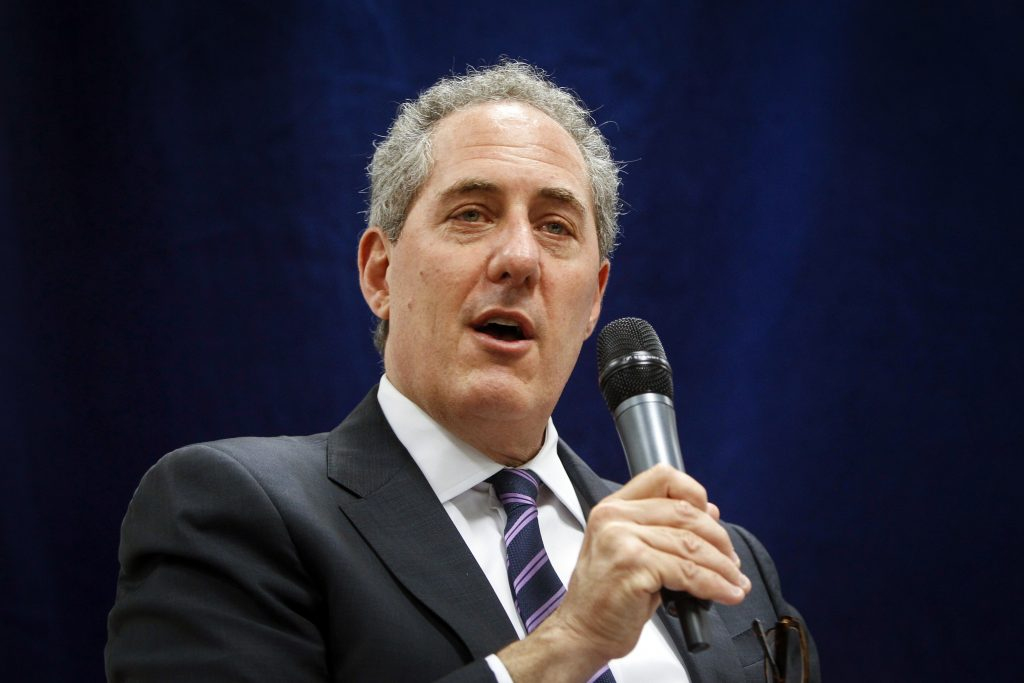 U.S. Trade Representative Michael Froman (AP Photo/Joshua Paul, File)