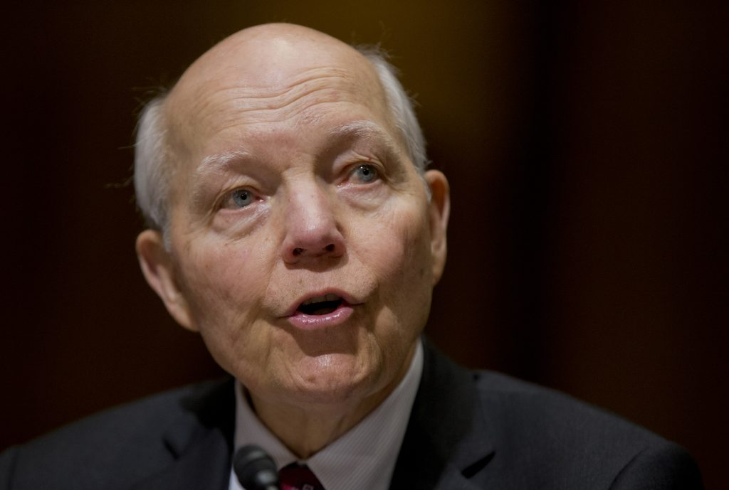 IRS Commissioner John Koskinen (AP Photo/Manuel Balce Ceneta)