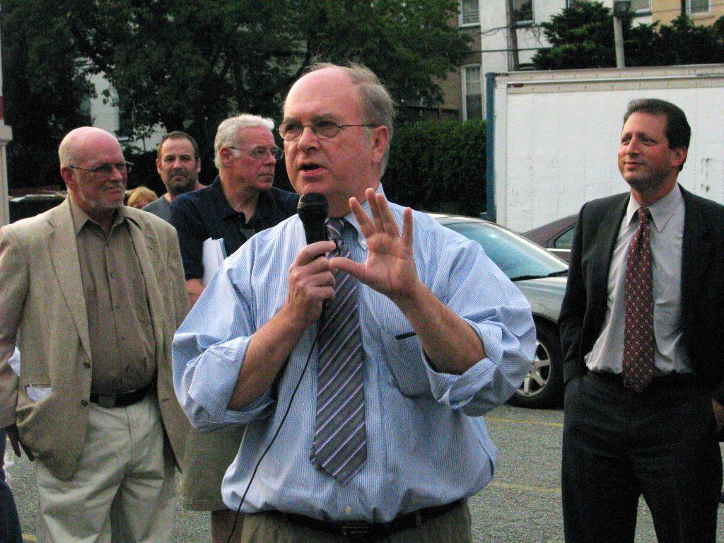 Assemblyman James Brennan. (Flickr)