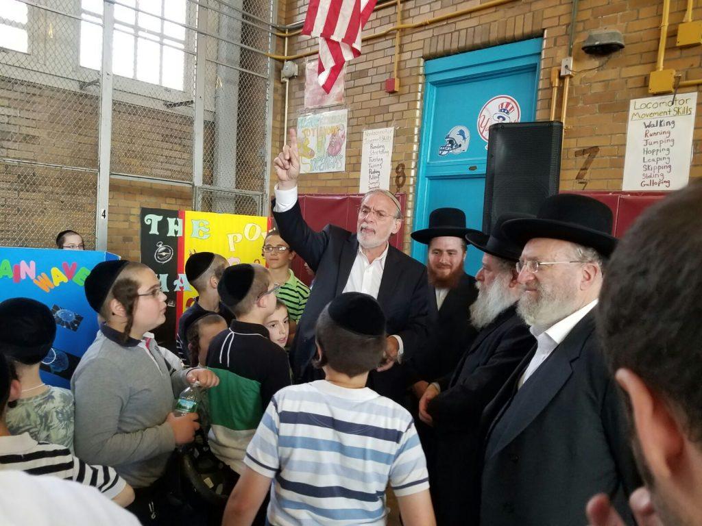 (Office of Assemblyman Dov Hikind)