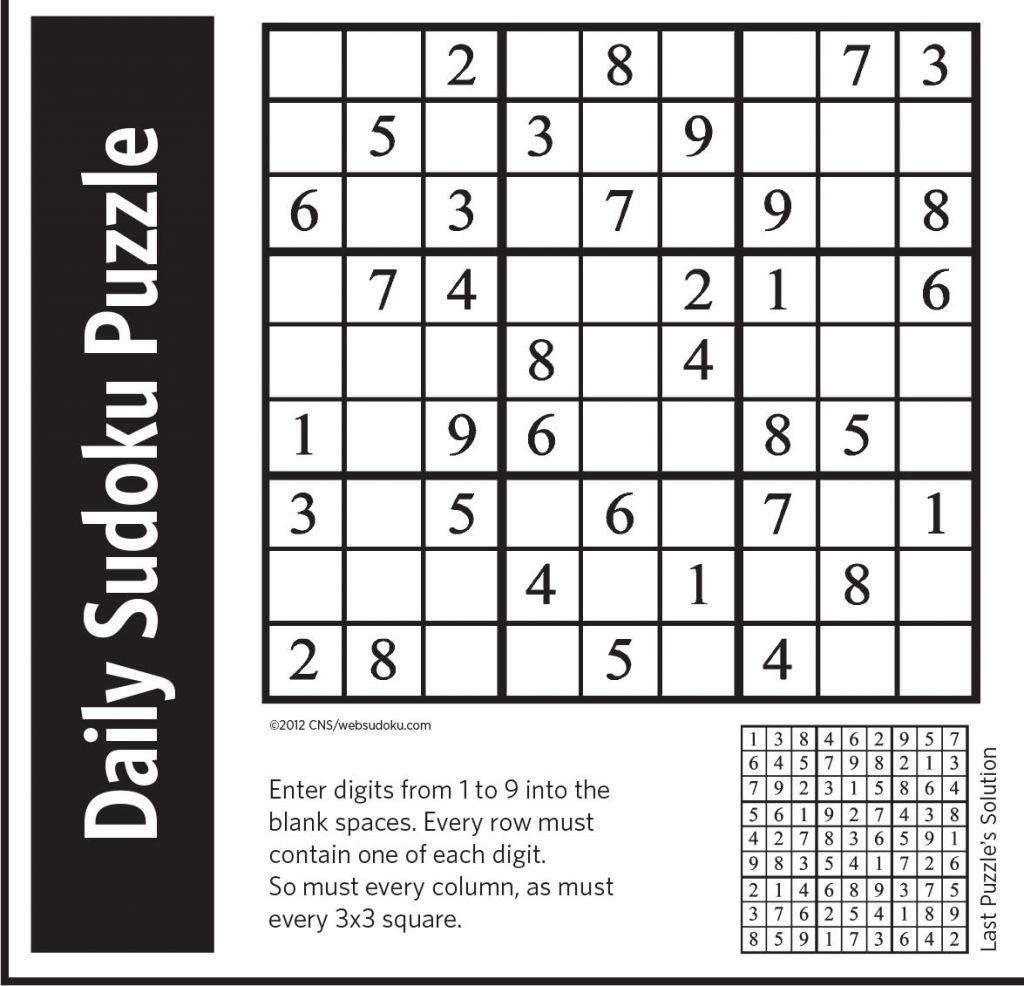 Thursday 060916 18 Puzzle.indd