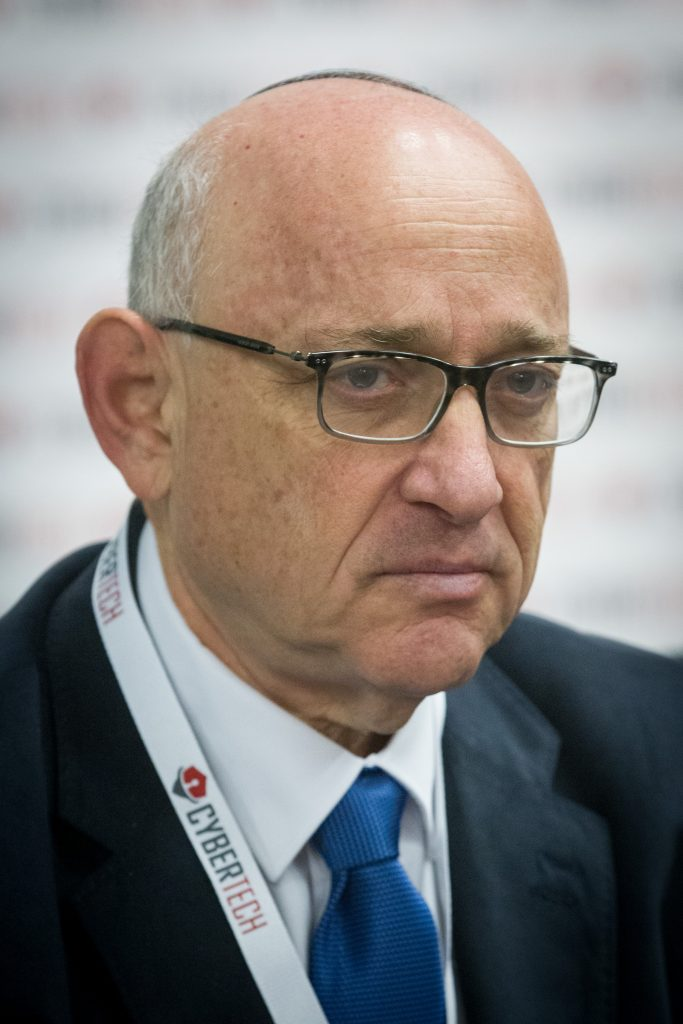Jacob Nagel, acting national security adviser to Israeli Prime Minister Binyamin Netanyahu. (Miriam Alster/Flash90)