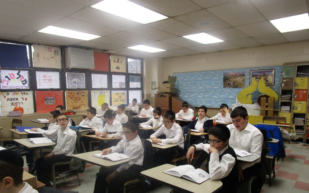 A recent photo of Y.T.E. fourth grade class