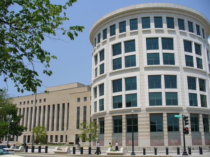 The courthouse of the U.S. Court of Appeals for the District of Columbia. (cadc.uscourts.gov)