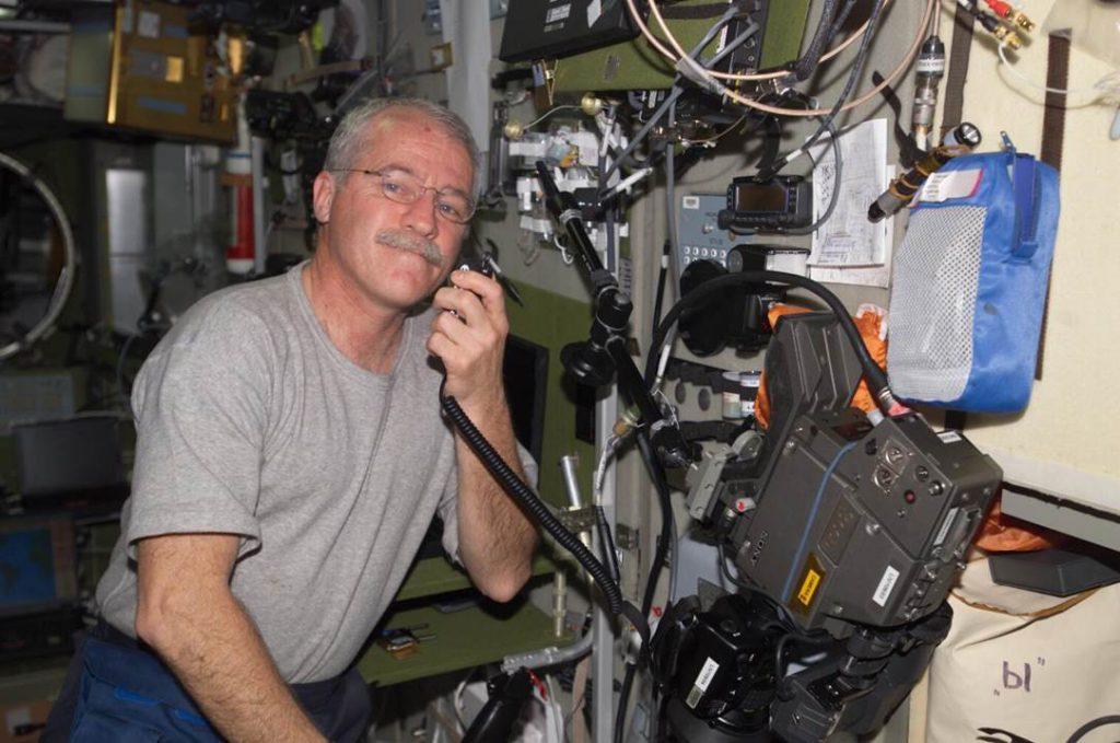 Astronaut John Phillips (NASA handout photo)