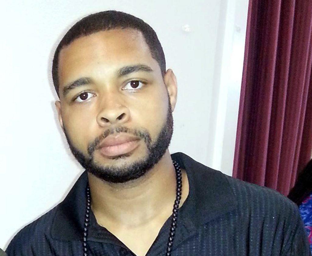 Micah Xavier Johnson (Micah X. Johnson via Facebook/via Reuters)