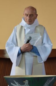 An undated photo of Father Jacques Hamel of the parish of Saint-Etienne. (Parish of Saint-Etienne via Reuters)
