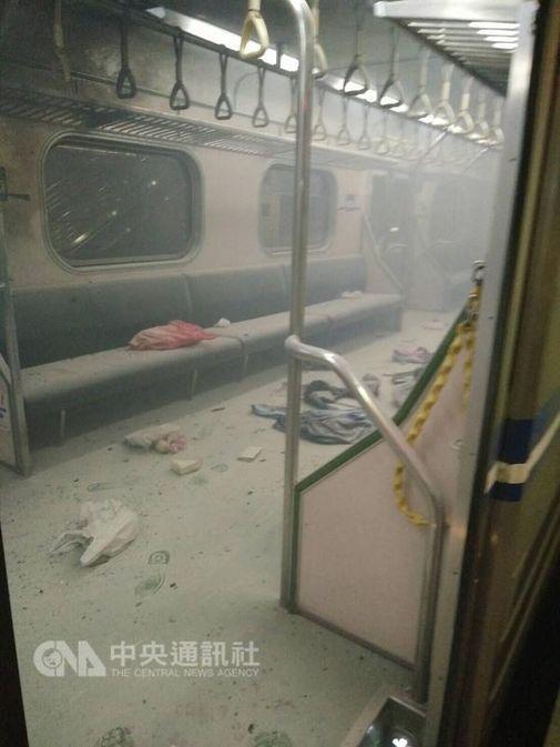 (Central News Agency/Taiwan Railways Administration)