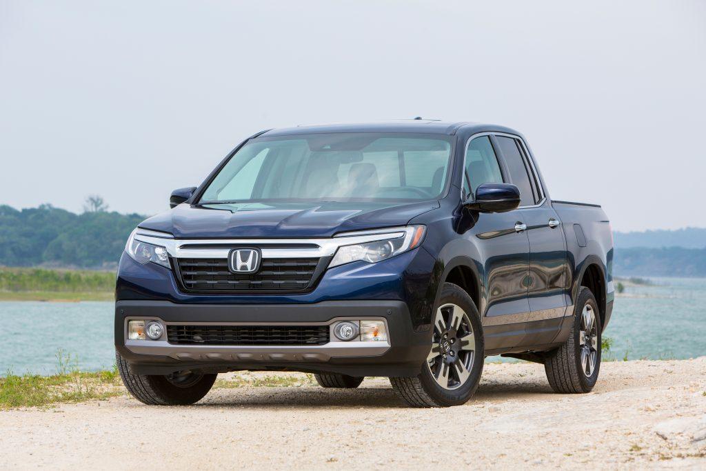(Photo courtesy Honda/TNS)