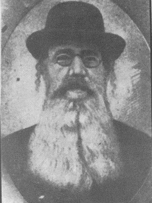 Harav Moshe Hager of Kossov