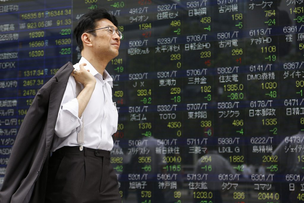 Asian Shares Rise as Investors Await Yellen Testimony ...