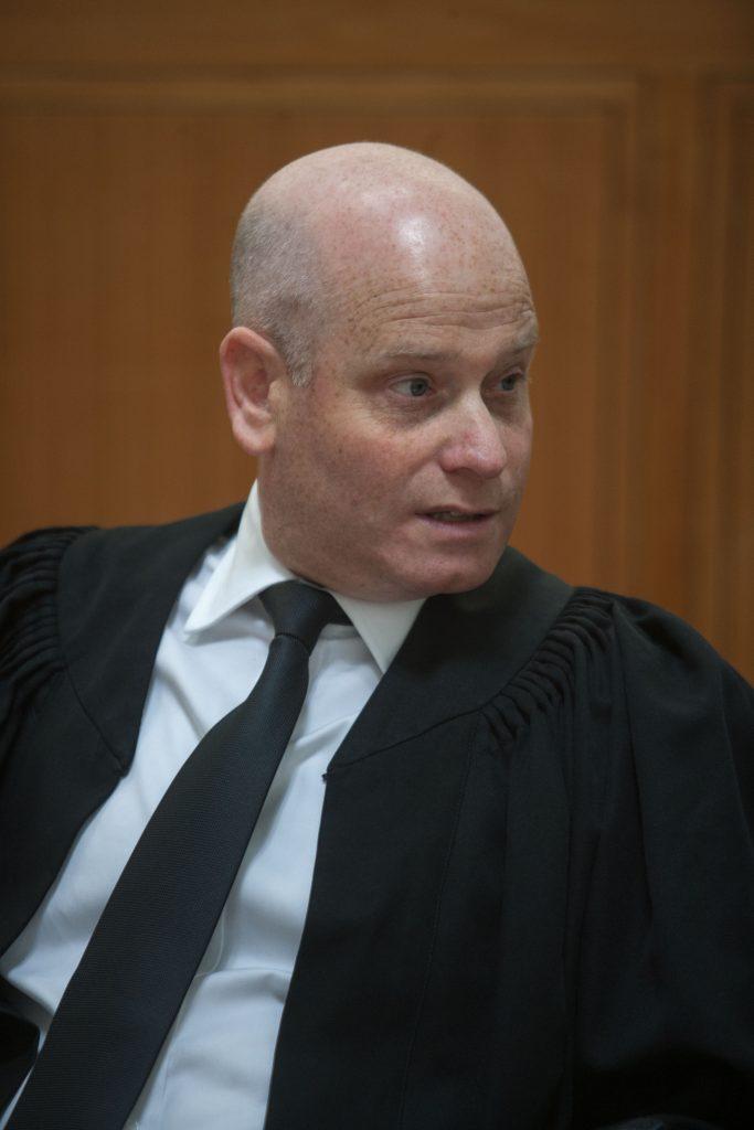Knesset legal adviser Eyal Yinon (Uri Lenz/Flash90)
