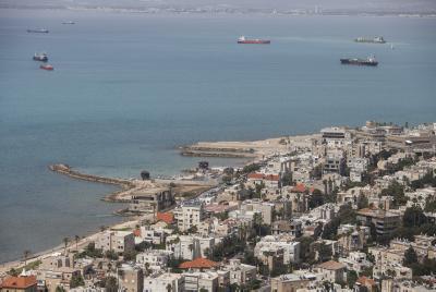 Haifa. Photo by Zack Wajsgras/Flash90