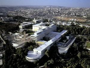 Hadassah University Medical Center on Mount Scopus in Yerushalayim. (Haddasah Medical Center)