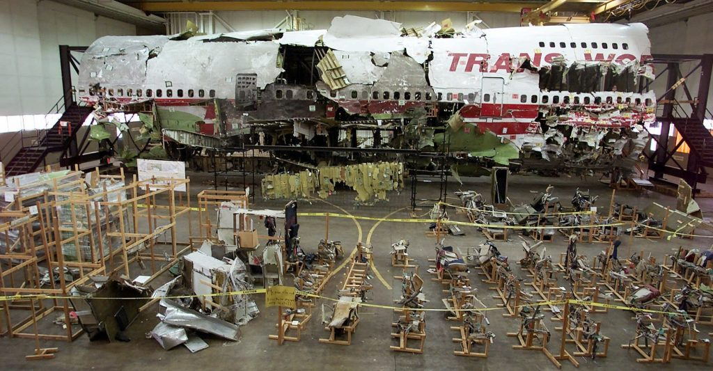 After 20 Years Healing And Heartache From Twa Flight 800