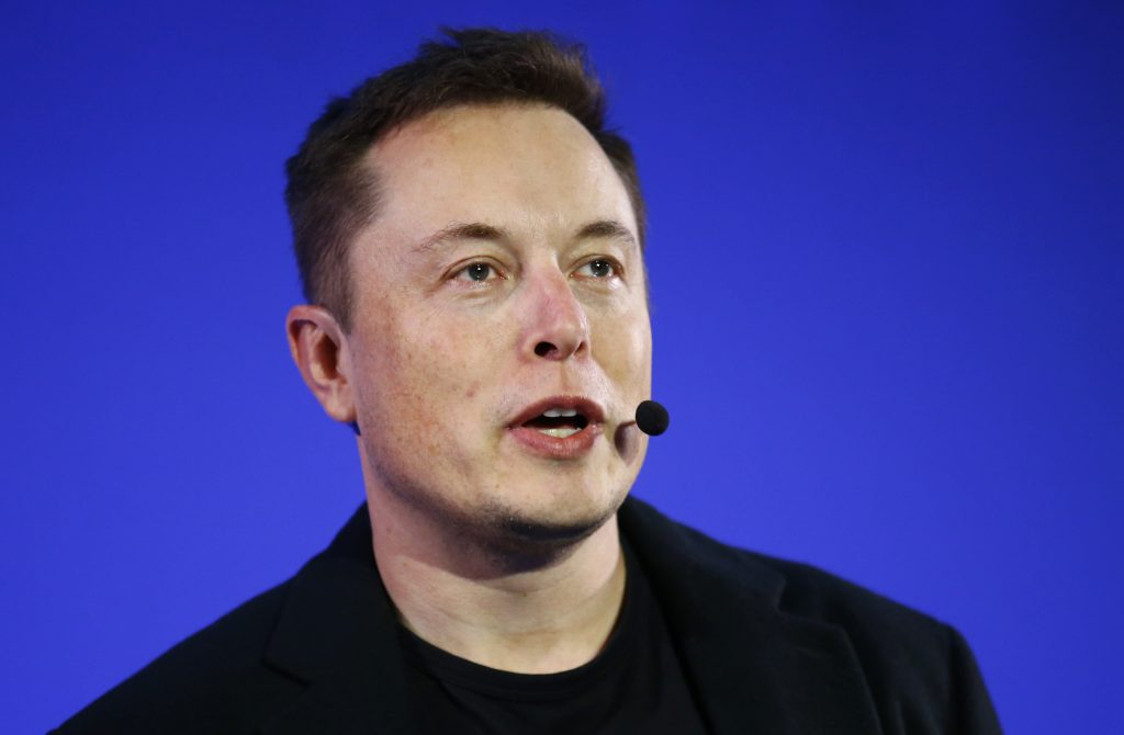Tesla Motors Inc. CEO Elon Musk (AP Photo/Francois Mori, File)